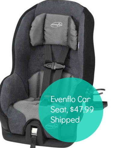 Evenflo Tribute 5 Convertible Car Seat 47 99