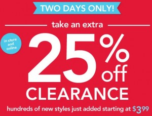 carters clearance sale