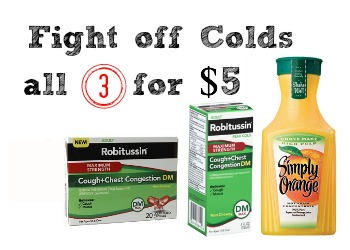 colds coupons and deals