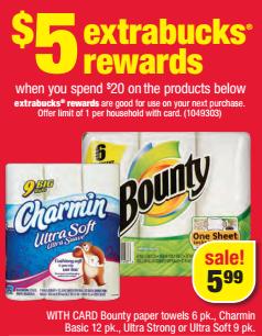 Bounty basic coupons 2018