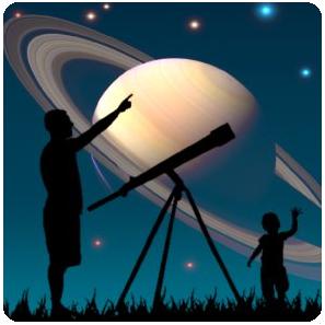 distant stars app