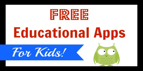 Free Educational Apps for Kids | Top Free Apps For Kids