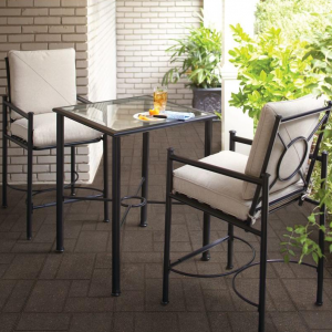 Home Depot Bistro Set Save · Hampton Bay ...