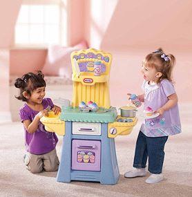 Walmart.com: Little Tikes Cupcake Kitchen, $19.97 :: Southern Savers