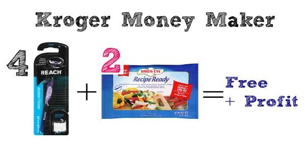 kroger money maker