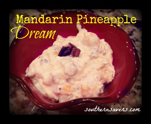 mandarin pineapple dream