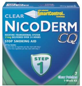 nicoderm cq free
