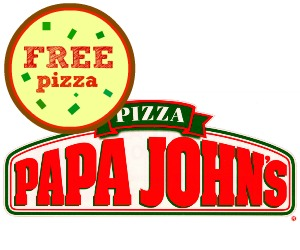 Free Pizza with Rewards Points