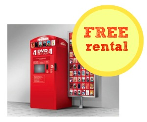 Redbox Coupon Code: FREE DVD Rental, Today Only