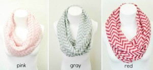 scarf options