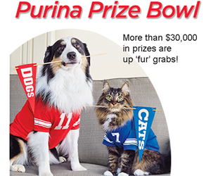 sweepstakes purina prize bowl copy