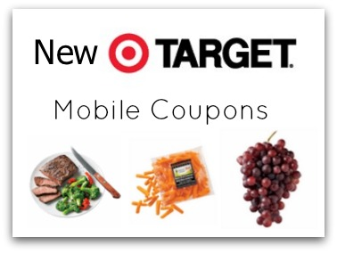 Target Mobile Coupons: $2 Off Fruit & Vegetable Purchase + More