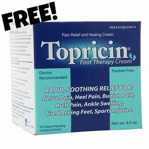 topricin coupon