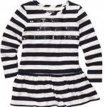 tunic in stripes