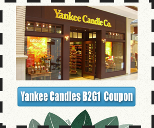 yankee candle coupon