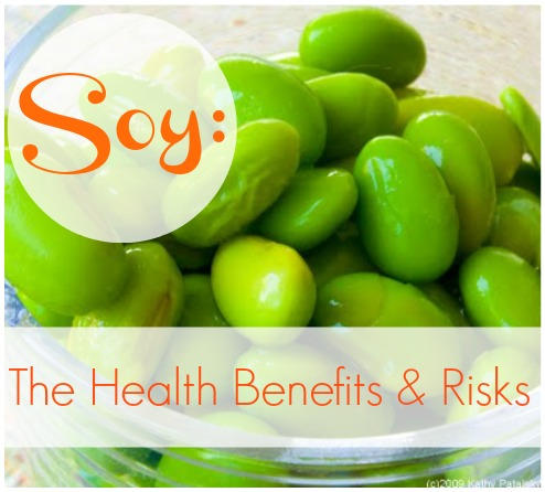 Are you taking an organic living journey  Learn the health benefits and risks of soy.
