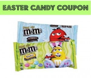 Easter Candy Coupon