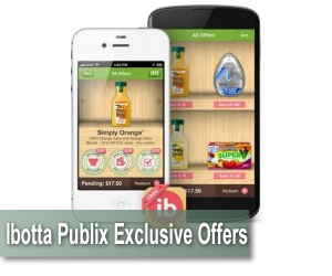 Ibotta Publix Exclusive Offers