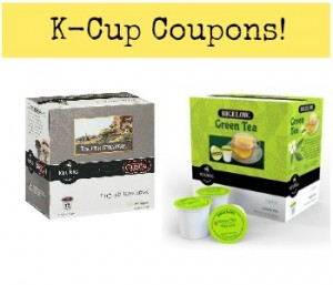 Enjoy a sweet discount of 8 on 4 select boxes of K-Cup, K-Carafe, K-Mug, Vue, and Rivo pods and bagged coffee! Use this coupon before September 26 and get your favorite flavors of .