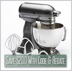 Kohls.com - Save $200 On A KitchenAid Artisan Stand Mixer