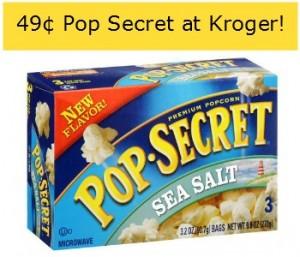 Pop Secret Coupon
