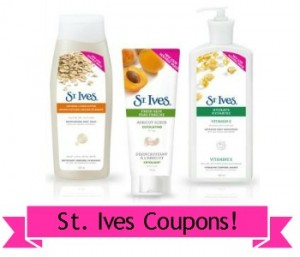St. Ives Coupons