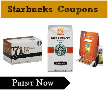 graphic regarding Starbucks Printable Coupons referred to as 11 Fresh Printable Starbucks Discount codes :: Southern Savers