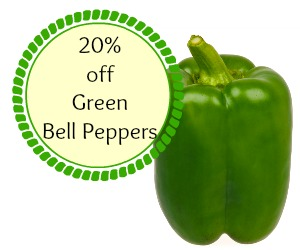 bell pepper saving star