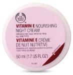 body shop vitamin e night cream copy