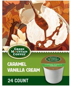 caramel van cream