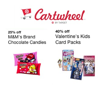 cartwheel coupons