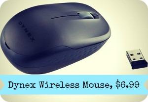 dynex mouse