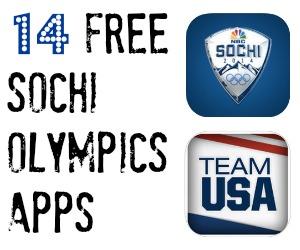 free app friday olympics