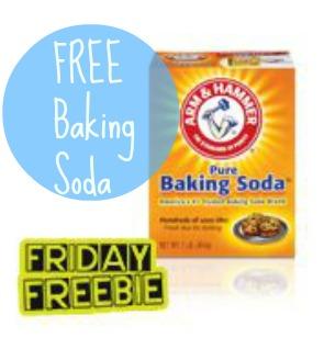 free baking soda