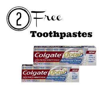free toothpastes