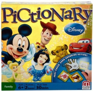 disney pictionary