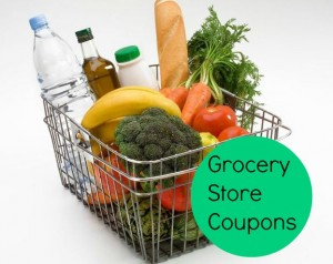 grocery store coupons