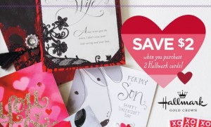 graphic about Hallmark Coupon Printable titled Hallmark Coupon: $2 off 2 Hallmark Playing cards :: Southern Savers