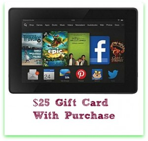kindle gift card deal
