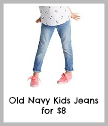 old navy kids jeans for 8