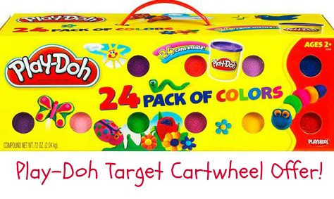 playdoh cartwheel offer