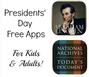 presidents day free apps