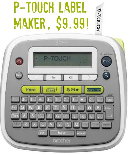 ptouch labeler