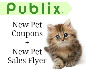 publix pet deals