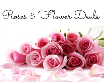 Top Roses and Flower Deals for 2014 Valentines Day