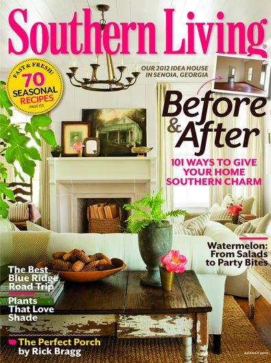free southern living magazine subscription      southern