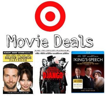 target movie deals
