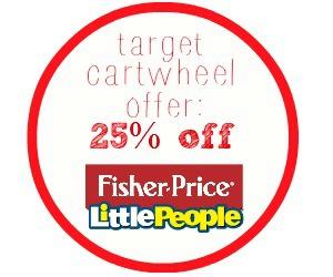 target cartwheel offer