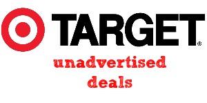 target undavertised