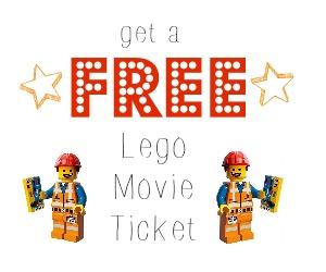 free lego movie ticket toys r us